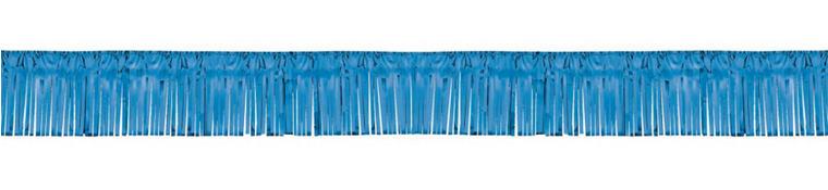 Royal Blue Fringe Garland