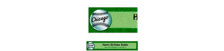 Custom Chicago White Sox Banner 6ft