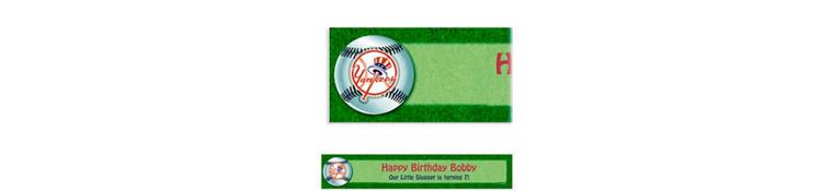 Custom New York Yankees Banner 6ft