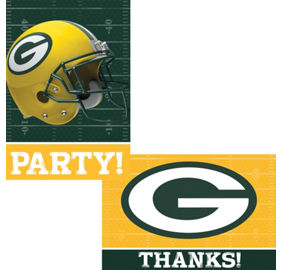 NFL Green Bay Packers Party Supplies, Decorations & Party Favors ...