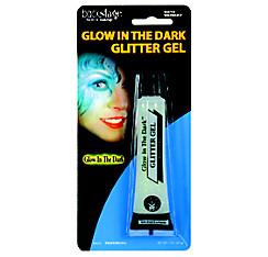 Glow Hair and Body Glitter Gel