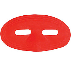 Red Domino Mask