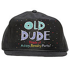 Old Dude Hat
