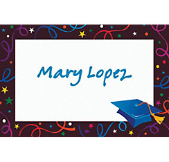 Custom Grad Celebration Thank You Notes