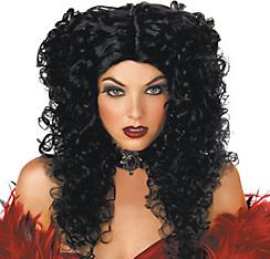 Black Wicked Lady Wig