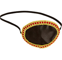 Elegant Pirate Eye Patch