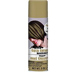 Gold Hair Spray
