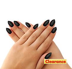 Vampiress Fingernails