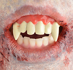 Upper Vampire Teeth