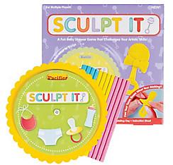 Sculpt It Baby Shower Game