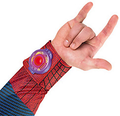 Adult Amazing Spider-Man Web Shooters Deluxe