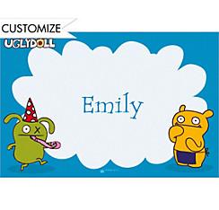 Uglydoll Custom Thank You Note