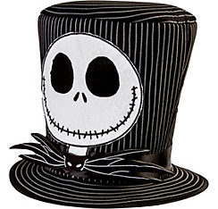 Jack Skellington Top Hat