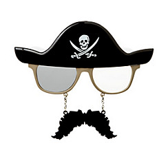 Pirate Sun-Stache