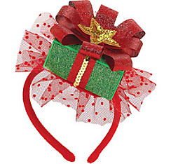 Christmas Gift Fascinator Headband