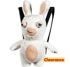 Rabbid Plush Backpack - Rabbids Invasion