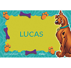 Scooby-Doo Where Are You! Custom Thank You Note