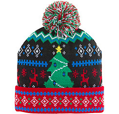 Ugly Christmas Sweater Beanie
