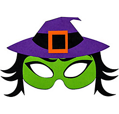 Child Witch Eye Mask