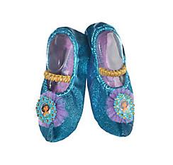 Child Princess Jasmine Slipper Shoes