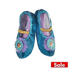 Child Princess Jasmine Slipper Shoes