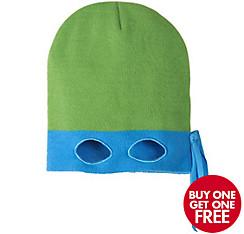 Leonardo Roll-Down Mask Beanie - Teenage Mutant Ninja Turtles