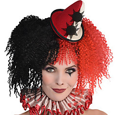 Clown Hat Headband - Freak Show