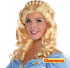 Cinderella Wig - Cinderella 2015 Live Action