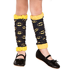Child Batgirl Leg Warmers - Batman