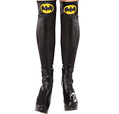 Batgirl Boot Covers - Batman