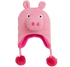 Peppa Pig Peruvian Hat