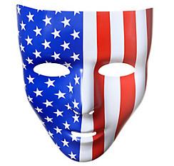 Basic Stars & Stripes Face Mask