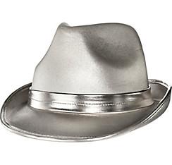 Silver Fedora