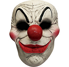 Red Nose Evil Clown Mask