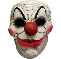 Red Nose Evil Clown Mask