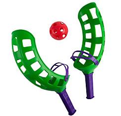 Green Fling Toss Game 4pc