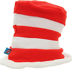 Child Cat in the Hat Fleece Hat - Dr. Seuss