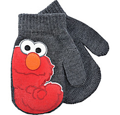 Child Elmo Mittens