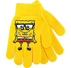 Child SpongeBob Gloves