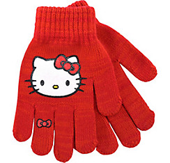 Child Hello Kitty Gloves