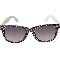 Black & White Ducks Sunglasses