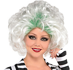 Mrs Beetlejuice Wig
