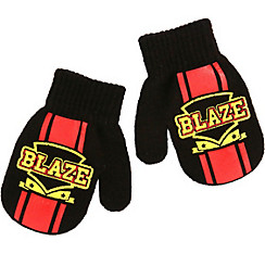 Child Blaze and the Monster Machines Mittens