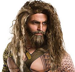 Aquaman Wig & Beard Set - Batman v Superman: Dawn of Justice