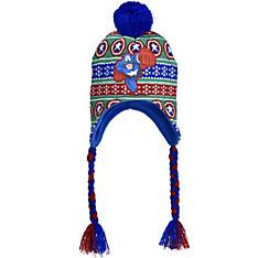 Child Captain America Christmas Peruvian Hat