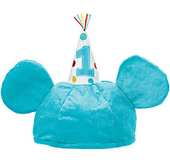1st Birthday Mickey Mouse Hat