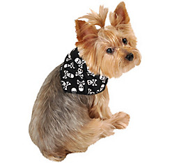 Skull-and-Crossbones Dog Bandana