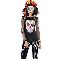 Day of the Dead Long-Sleeve Shirt