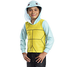 Child Squirtle Hoodie - Pokemon
