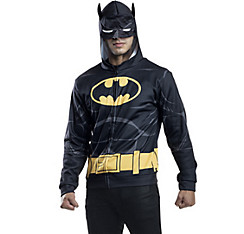 Batman Zip-Up Hoodie